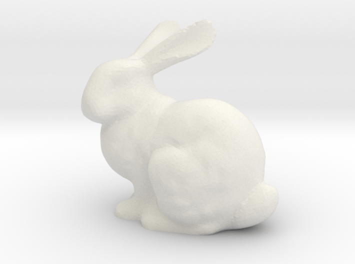 Bunny1 3d printed