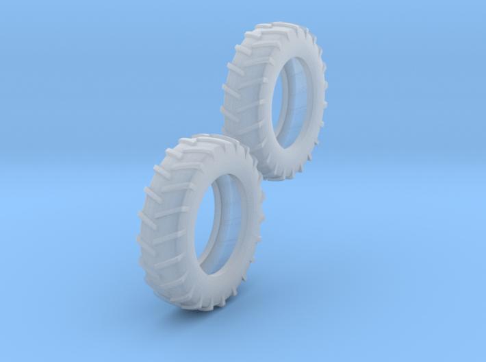 1:64 18.4-38 Tire Pair 3d printed