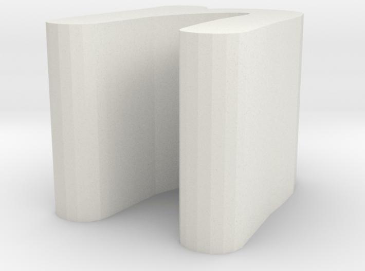 Bearstext 3d printed