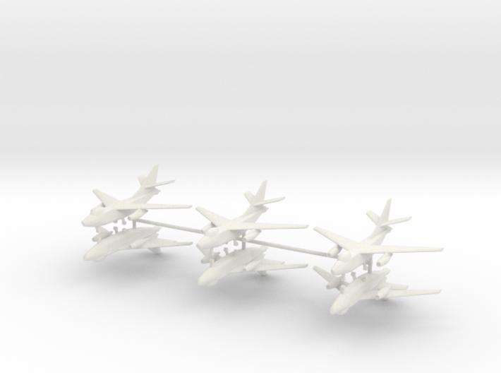 1/400 A-3 Skywarrior (x6) 3d printed