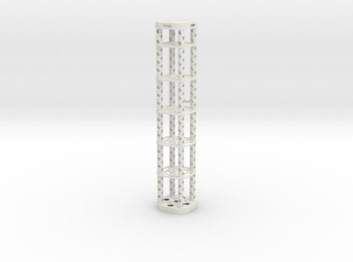 NMR Tube Holder Mark IV 3d printed