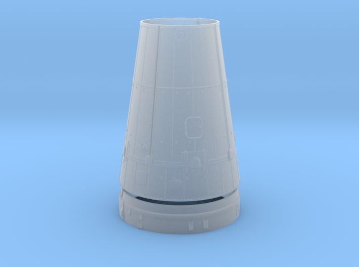 Apollo 1:144 SLA/IU Airfix 3d printed