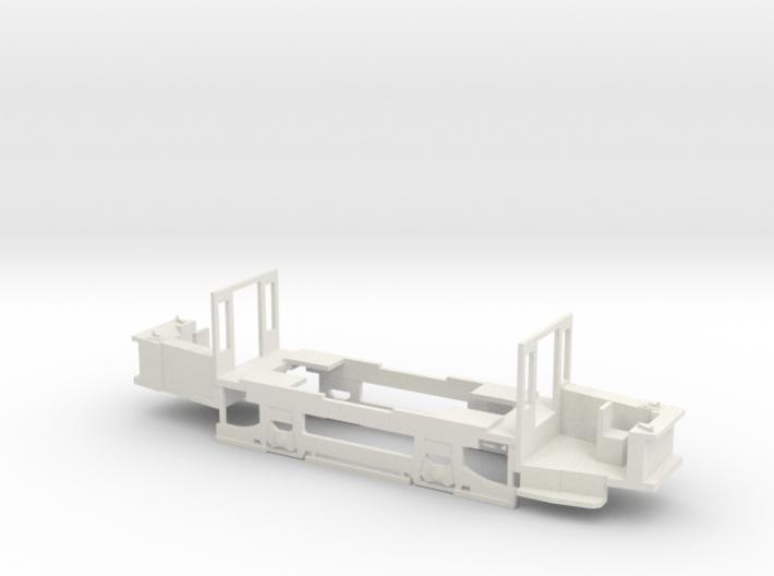 VBLu ATW 62 Fahrwerk 3d printed