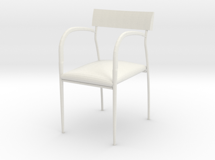 "Bernhardt Studio Chair 3.75"" tall 3d printed"