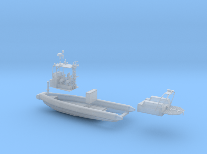 RTB-A950 Wasserlinienmodell Fahrend  3d printed