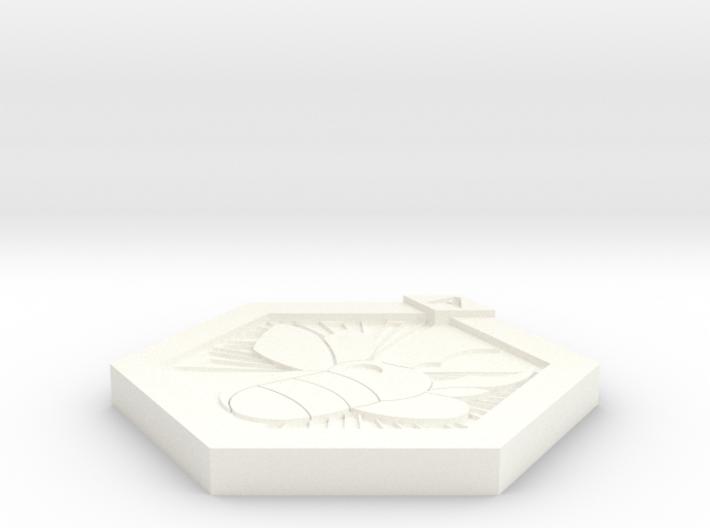 Rokusho Flying Medal Medabots 3d printed