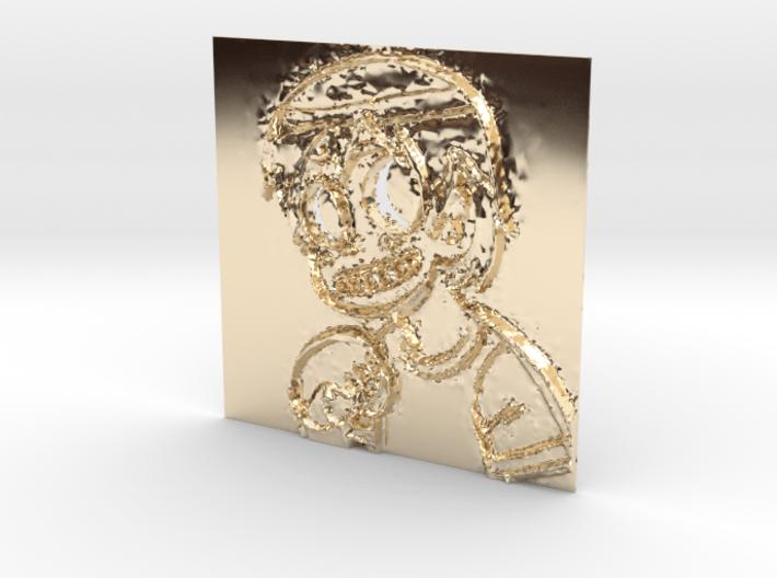 Scott Pilgrim 3d printed