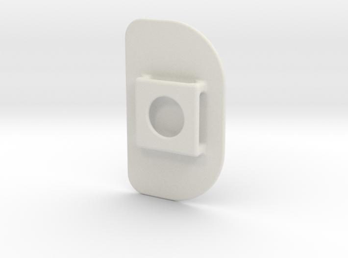 AirGo Lid (2 of 3) 3d printed