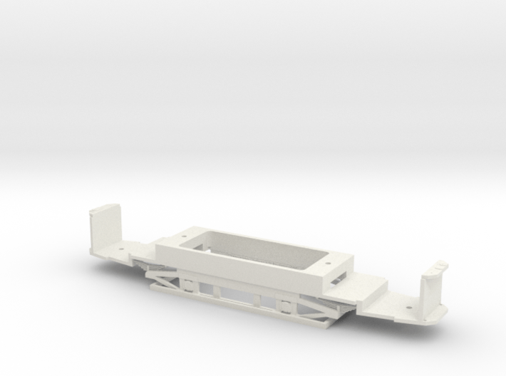 Fahrgestell Lindner 2xTw 3d printed
