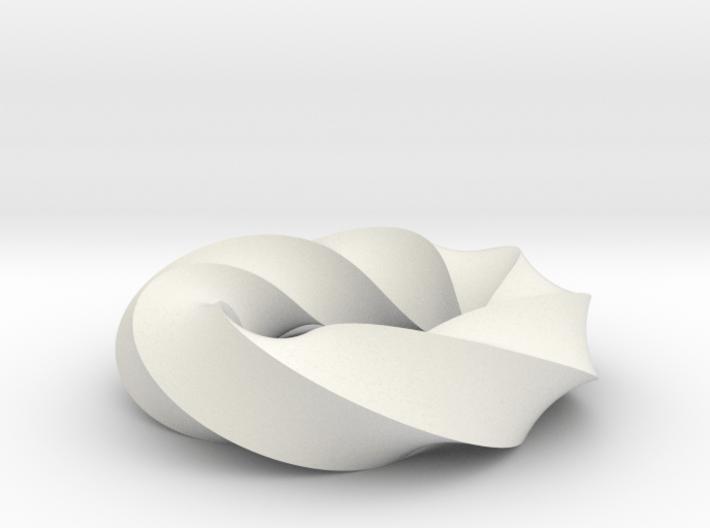 Mobius Loop - Square 7/4 twist 3d printed