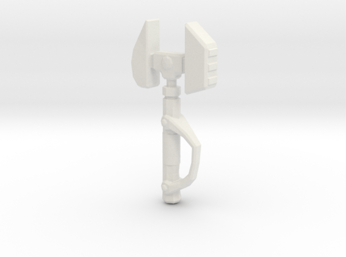 Minifigure Omniwrench 3d printed