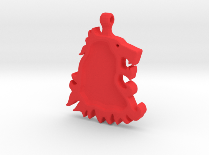 Game of Thrones LannisterLion 3d printed