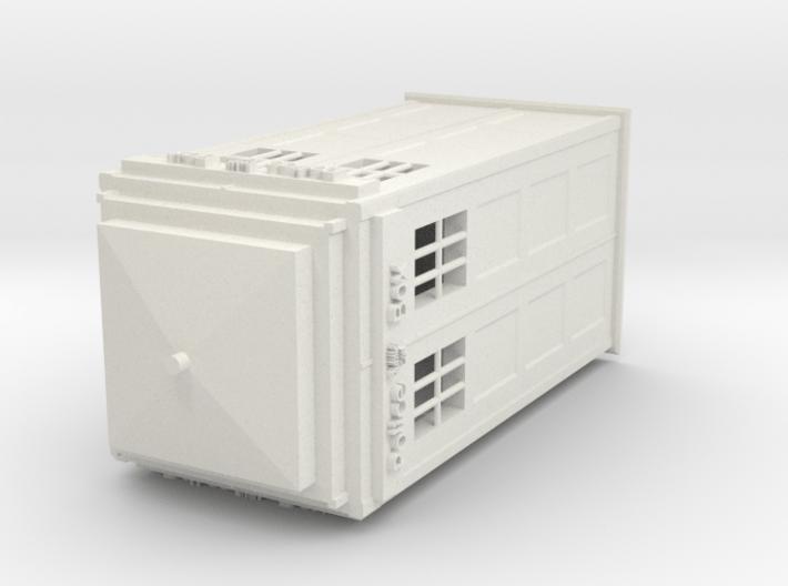 Tardis 3d printed
