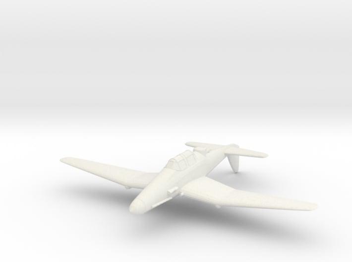 1/200 Junkers Ju 187 3d printed