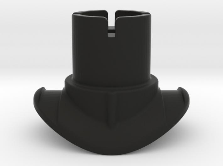 Quad Lock Short Stem Mount 3d printed