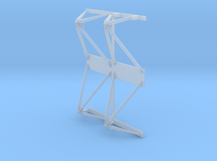 06-J mission - Landing Gear Outrigger 3d printed