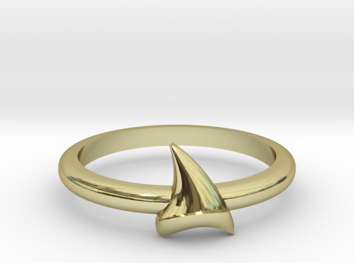 Shark Teeth 3d printed