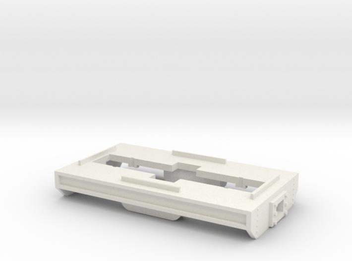 On18 frame (Bachmann GE44) 3d printed
