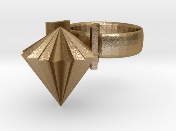 Limpit Ring 3d printed