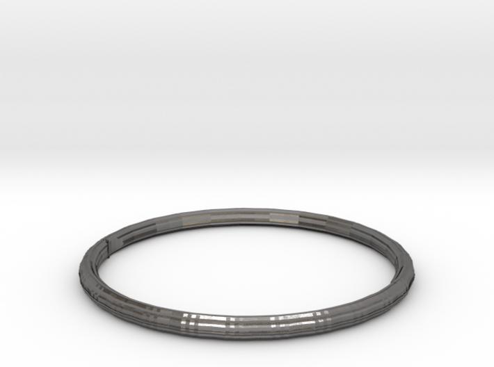 Sizzling Rottis bracelet 3d printed