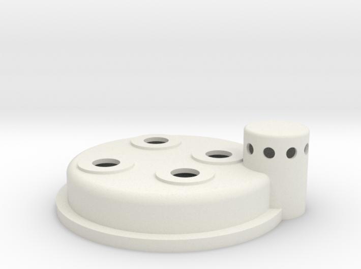 Cyclotron 3d printed