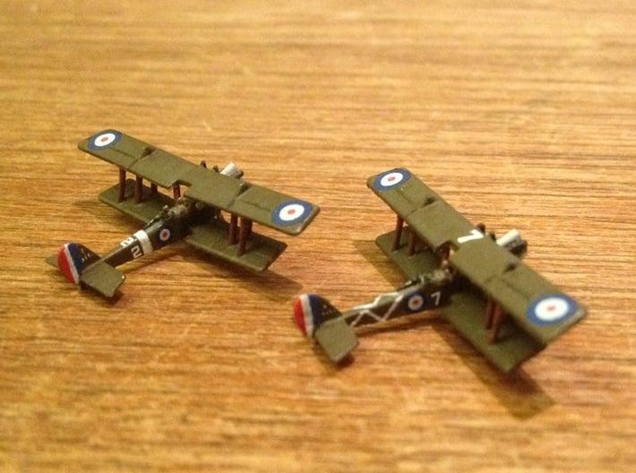 1/350 RAF RE 8 3d printed
