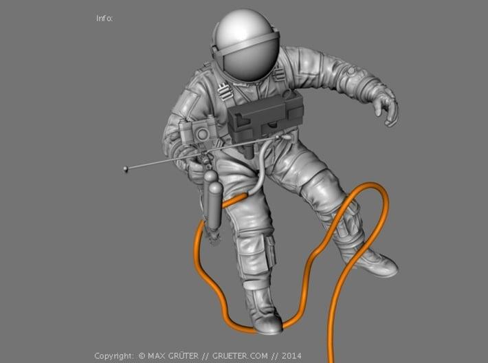 Gemini Astronaut EVA / 1:6 / Space Suit 3d printed