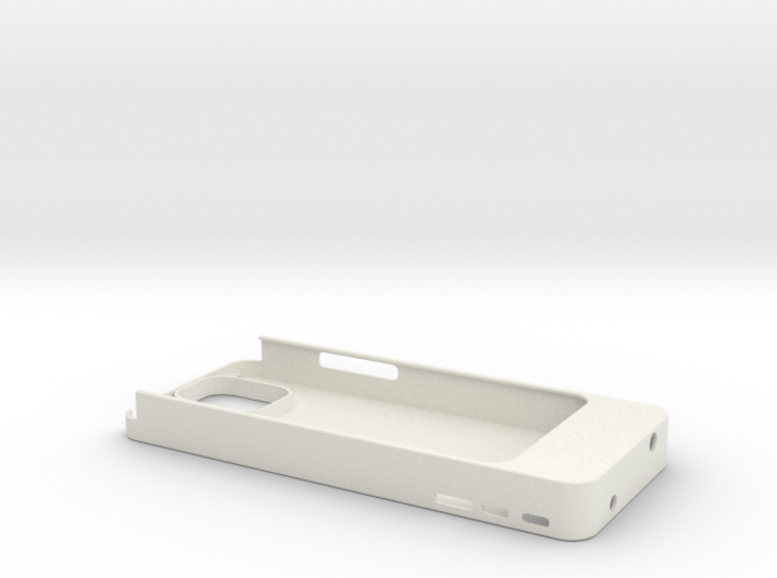HTC One M7 3200mah Charger with USB Power Out 3d printed