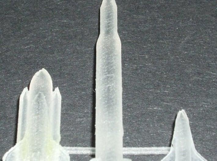 1/1000 NASA Collection 3d printed