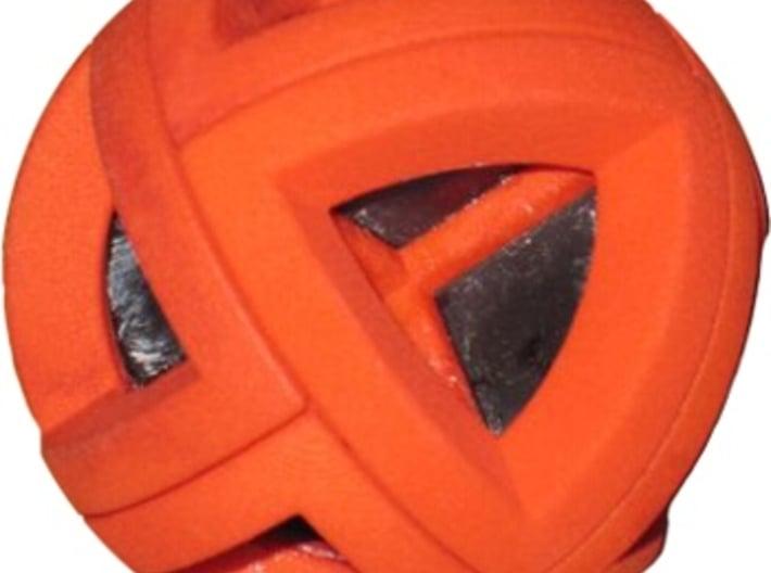 Polaroid Cube 3d printed Turning