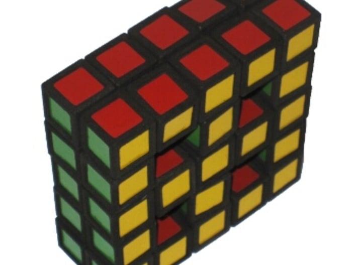 Grid Cube 3d printed Grid Cube