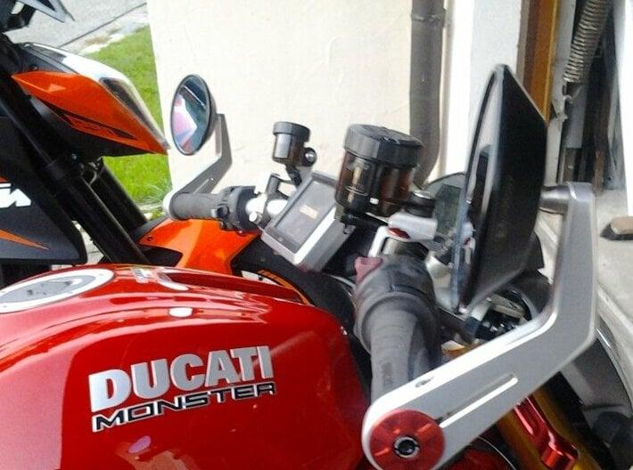 Ducati Monster 1200 NAVIHALTER ZUMO 550  3d printed