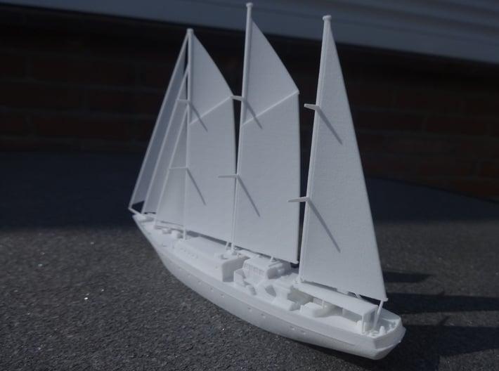Sailingvessel Eendracht 1/350 3d printed