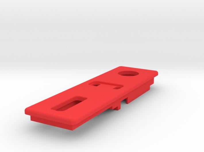 Exterior Mount - NO USB 3d printed