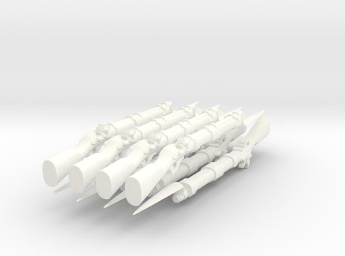 FUSIL 1ER EMPIRE X8 3d printed