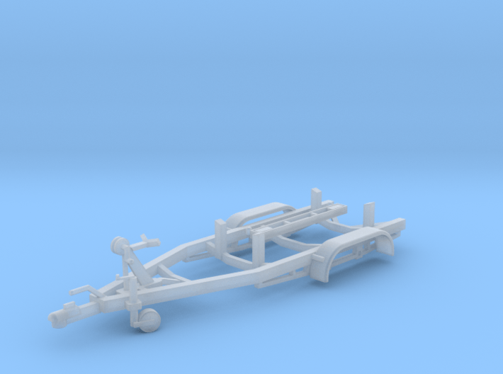 Bootstrailer 2 3d printed