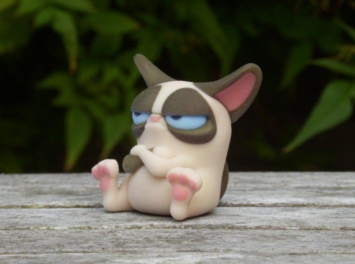 That Darn Cat 3d printed