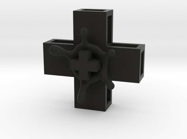 PositiveXSplash 3d printed