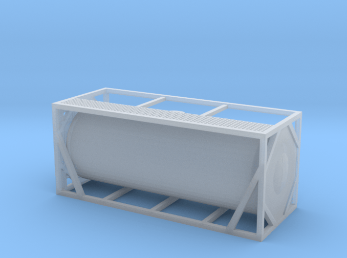Cisterna-Container-20'-03 3d printed