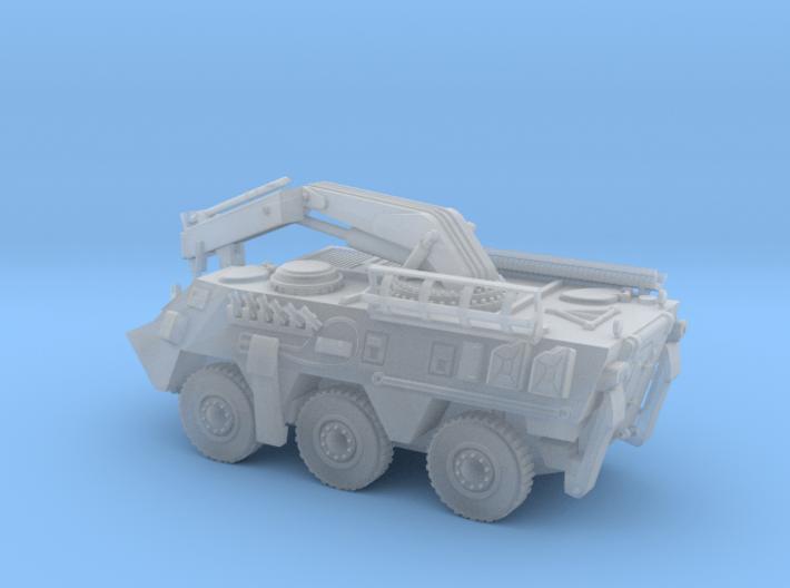 Pegaso BMR-M1 Recuperación escala N 3d printed