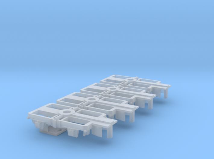 Drehgestell zum DZ 61 oder 62 YSC/YsteC (Nm/Nn3/1: 3d printed