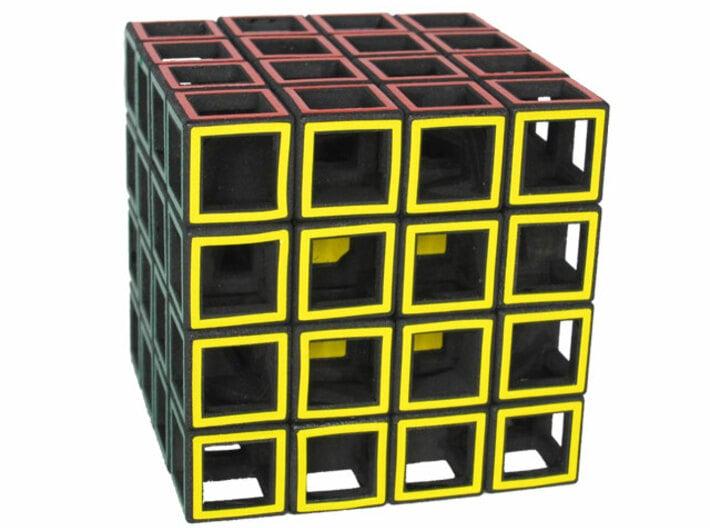 Framed Cube 3d printed Framed Cube