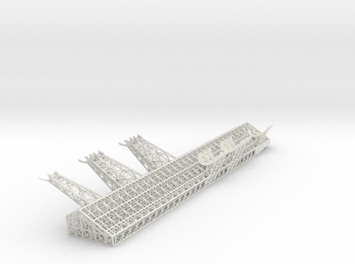 Mandible Starboard V0.4 3d printed
