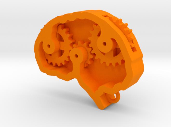 COGnitive Mind 3d printed