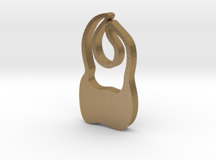 Molar Pendant 3d printed