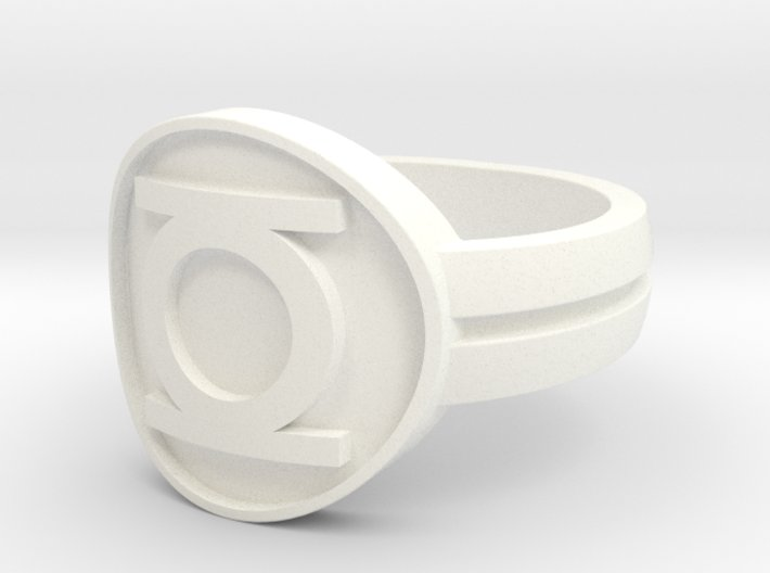 GL (Original) Double Banded Sz 10 3d printed