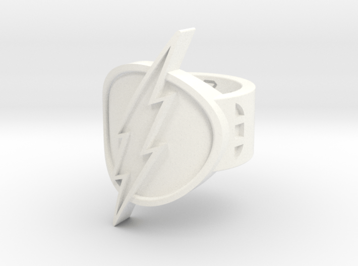 Flash Sz 6 3d printed