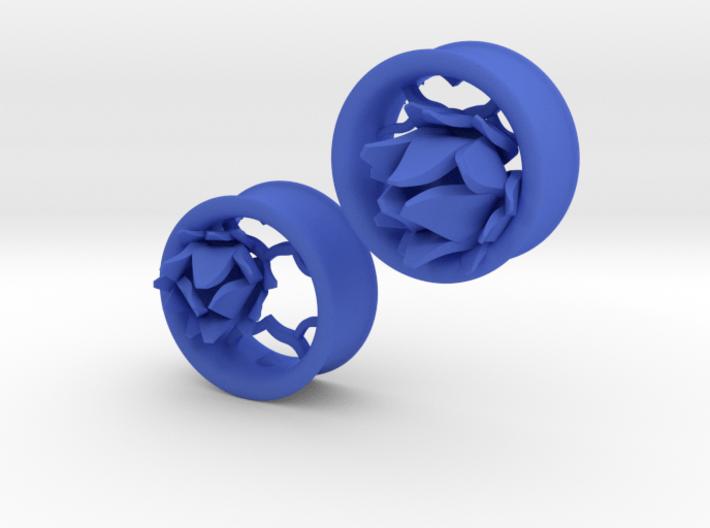1 Inch Lattice Flower Tunnels 3d printed