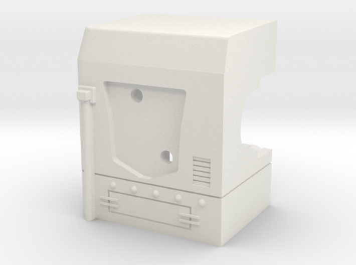MP-10 Right Shoulder 3d printed