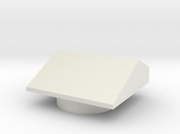MP-20 Dash Peg Cover 3d printed